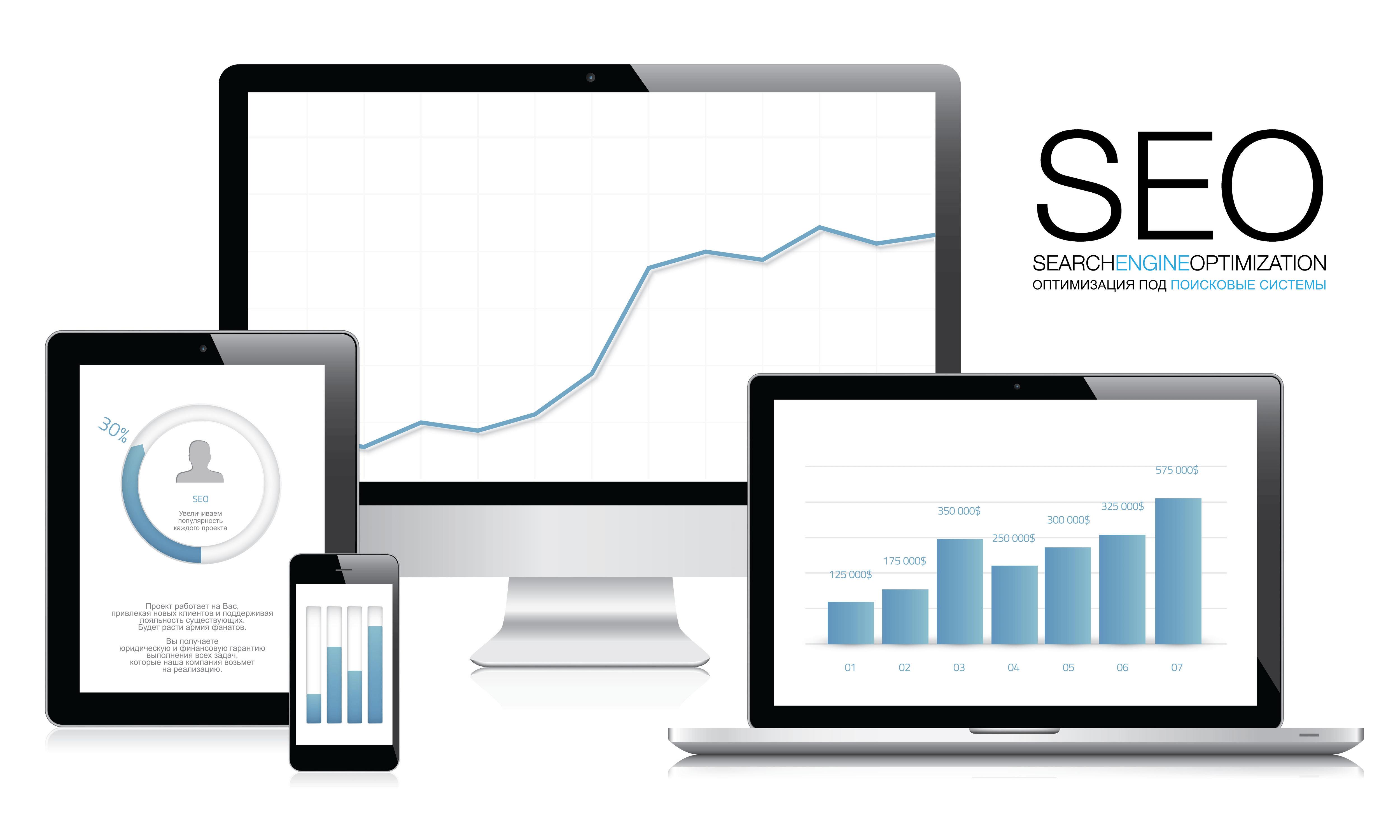 Бесплатный аудит по Search Engine Optimization (SEO)